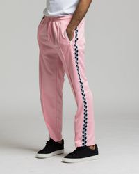10.deep - Checkered Flag Track Pant - Lyst