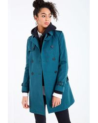Jack Wills - Ambrose Trench Coat - Lyst