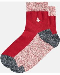 Jack Wills - Arlington Yarn Twist Ankle Socks - Lyst