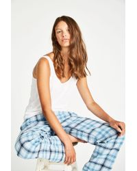 Jack Wills - Cassie Checked Lounge Trousers - Lyst