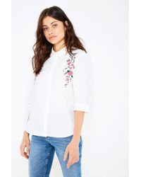 Jack Wills - Woverley Embroidered Shirt - Lyst