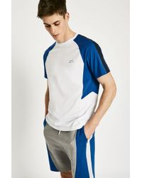 Jack Wills - Perivale Colour Block T-shirt - Lyst