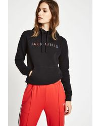 Jack Wills - Hunston Embroidered Hoodie - Lyst