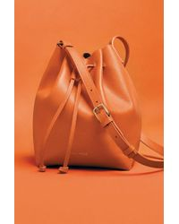 Jack Wills - Witney Leather Bucket Bag - Lyst