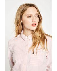 Jack Wills - Homefore Striped Classic Shirt - Lyst