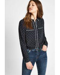 Jack Wills - Raffier Pyjama Print Shirt - Lyst