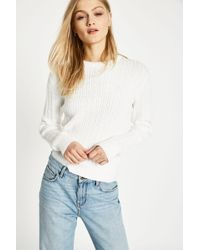 Jack Wills - Tinsbury Tipping Cable Crew - Lyst