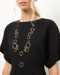 Jaeger - Madison Links Necklace - Lyst