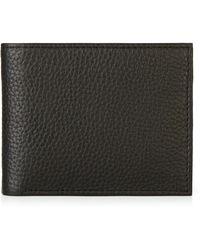 Jaeger - Leather Billfold Wallet - Lyst