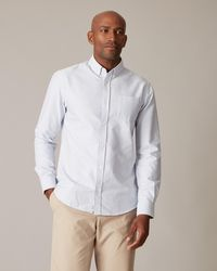 Jaeger - Oxford Stripe Shirt - Lyst