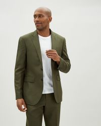 Jaeger - Regular Silk Linen Jacket - Lyst