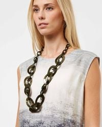 Jaeger - Jessica Loops Necklace - Lyst