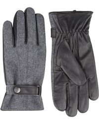 Jaeger | Wool Backed Glove | Lyst