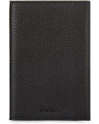 Jaeger - Leather Passport Holder - Lyst