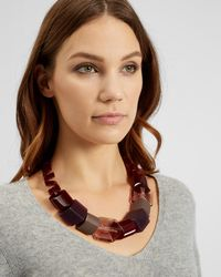 Jaeger - Renee Short Necklace - Lyst