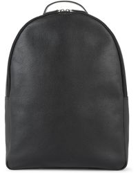 Jaeger - Leather Backpack - Lyst
