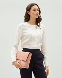 Jaeger - Rose Ring Clutch - Lyst