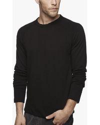 James Perse - Vintage Fleece Sweatshirt - Lyst