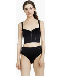 The Great Eros - Lugano High-waist Thong - Lyst