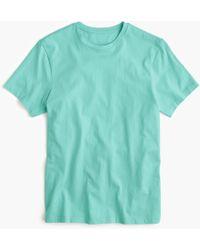 J.Crew - Tall Mercantile Broken-in Crewneck T-shirt - Lyst