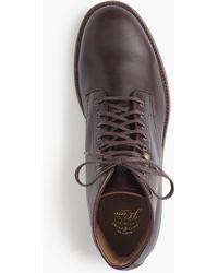 J.Crew - Kenton Plain-toe Boots - Lyst