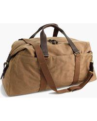 adb3ebbf77c4 Lyst - J.Crew Abingdon Travel Kit in Natural for Men