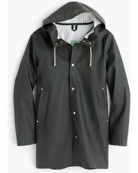 J.Crew - Stutterheim Stockholm Raincoat - Lyst