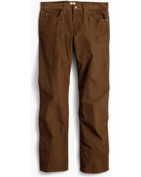 J.Crew - Corduroy Pant In 1040 Athletic Fit - Lyst