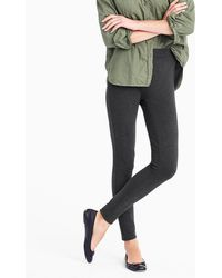 J.Crew - Tall Any Day Pant In Stretch Ponté - Lyst