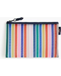 J.Crew - Small Pool Pouch - Lyst
