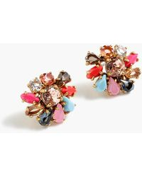 J.Crew - Sparkle Stud Earrings - Lyst