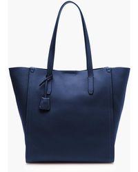 J.Crew - Signet Tote Bag In Italian Leather - Lyst