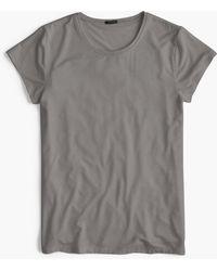 J.Crew - 365 Stretch T-shirt - Lyst