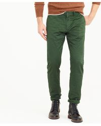J.Crew - 484 Slim-fit Pant In Stretch Chino - Lyst