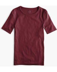 J.Crew - Slim Perfect T-shirt - Lyst