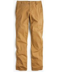 J.Crew - Tall Straight-leg Pant In Stretch Chino - Lyst