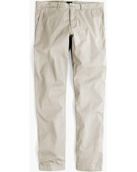 J.Crew - 484 Slim-fit Lightweight Garment-dyed Stretch Chino - Lyst