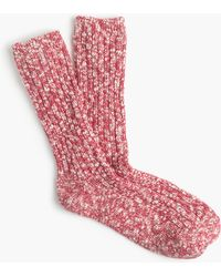 J.Crew - Camp Socks - Lyst