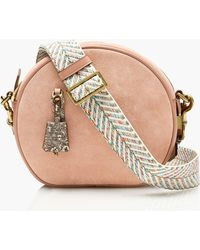 J.Crew - Chevron Detachable Bag Strap - Lyst