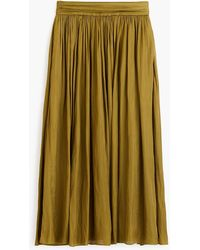 969b8ffca J.Crew - Point Sur Crinkled Maxi Skirt - Lyst