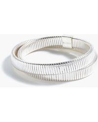 J.Crew - Double Stretch Bracelet - Lyst