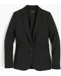 J.Crew - Tall Parke Jacket In Italian Two-way Stretch Wool - Lyst