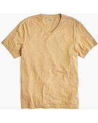 J.Crew - Slim Mercantile Broken-in V-neck T-shirt - Lyst