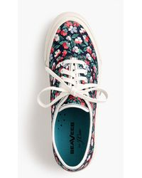 Seavees - Legend Trainers In Liberty Poppy Floral - Lyst