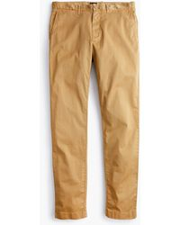 327f91da030d99 J.Crew 770 Straight-fit Lightweight Garment-dyed Stretch Chino in Blue for  Men - Lyst