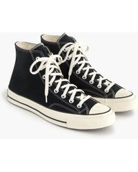 J.Crew - Converse Chuck Taylor All Star '70 High-top Trainers - Lyst