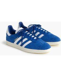 J.Crew - Adidas Gazelle Sneakers - Lyst