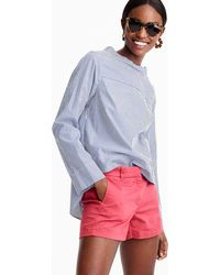 "J.Crew - 4"" Stretch Chino Short - Lyst"