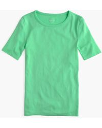 J.Crew - Slim Perfect T-shirt - Lyst