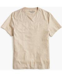 J.Crew - Mercantile Broken-in Heather T-shirt - Lyst